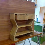 Mueble estantes