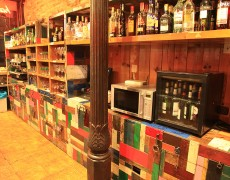 Bar / Restaurante Caravanserai