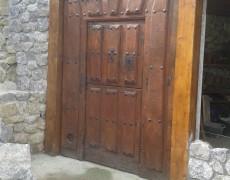 Rehabilitación de puerta
