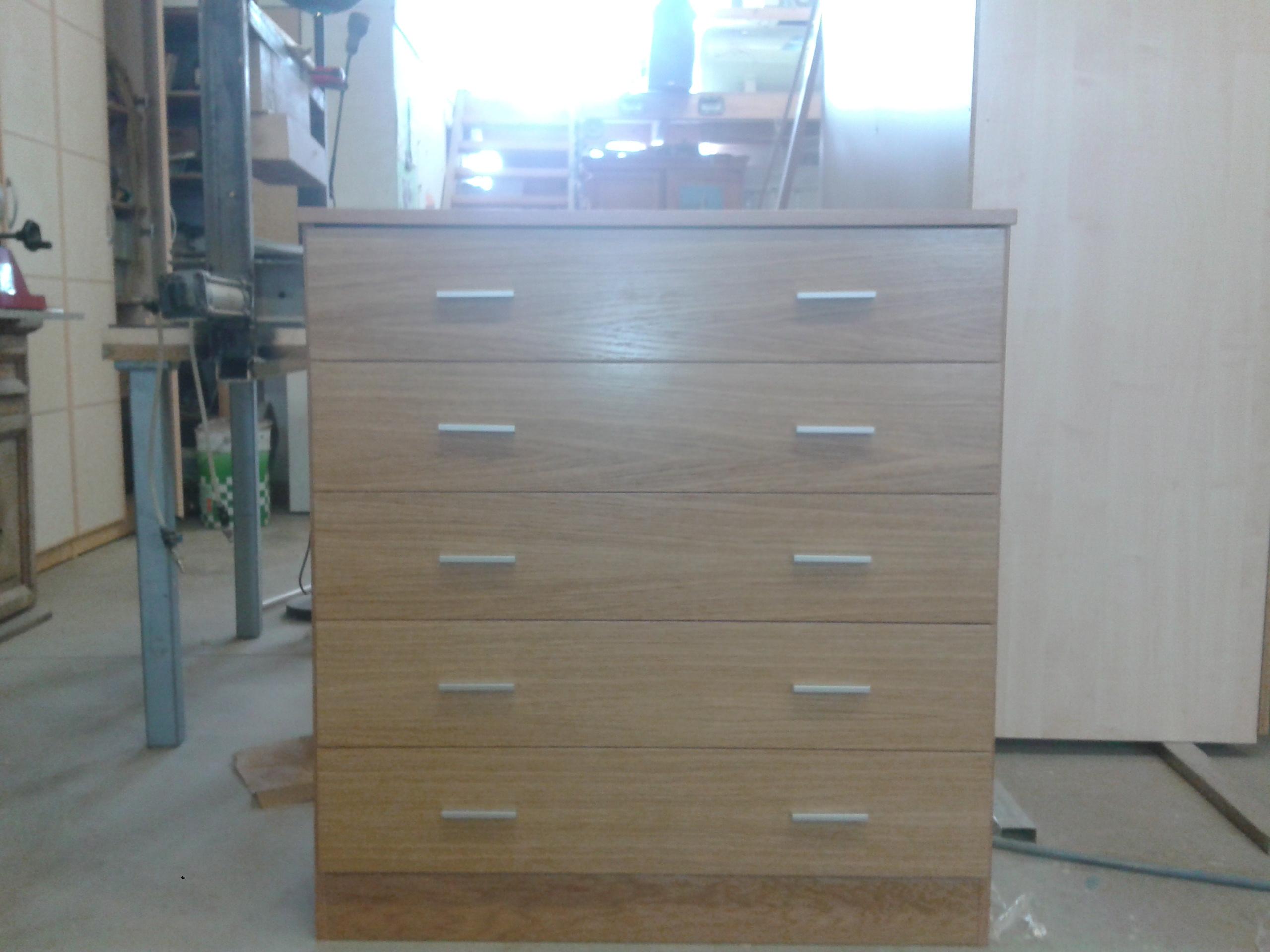 Muebles de madera de roble egur lanak - Muebles de madera de roble ...