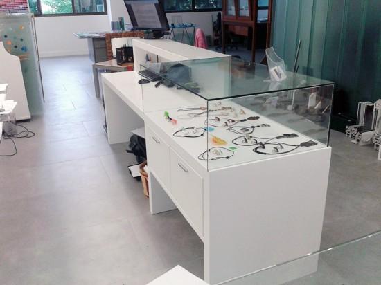Mobiliario de oficina a medida egur lanak for Medidas de mobiliario de oficina