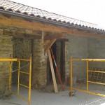 Montaje de tejado - in situ