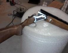 Renovación de culatas de escopeta