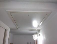 Escaleras plegables para techo