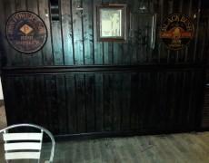 Trabajos de remodelación bar Kixkal